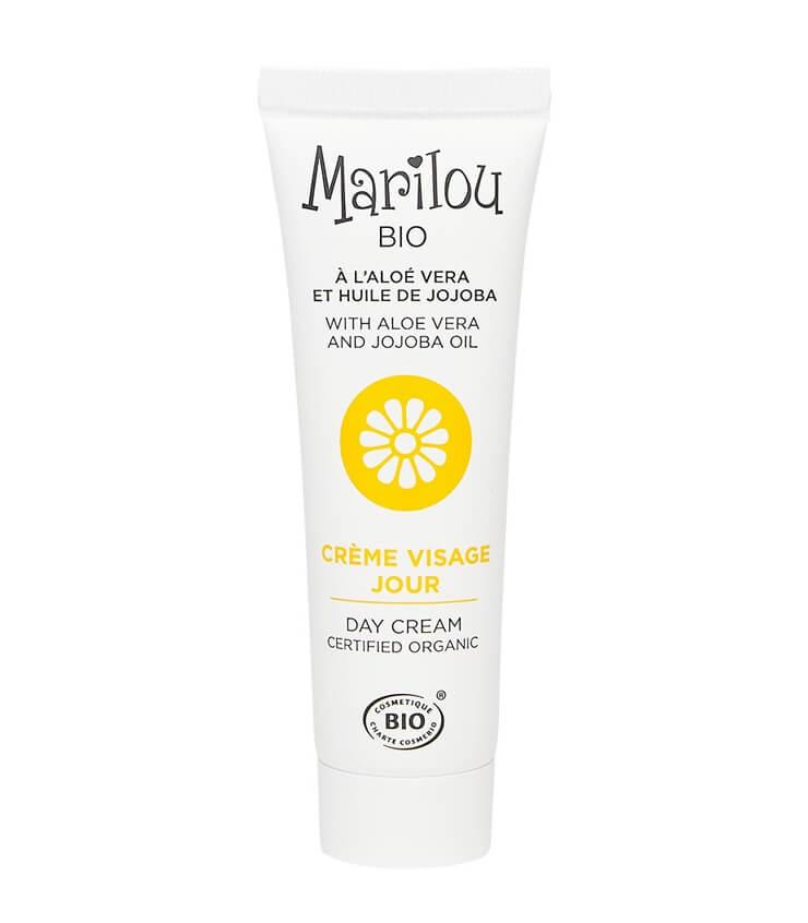 Crème Visage de jour - Marilou Bio