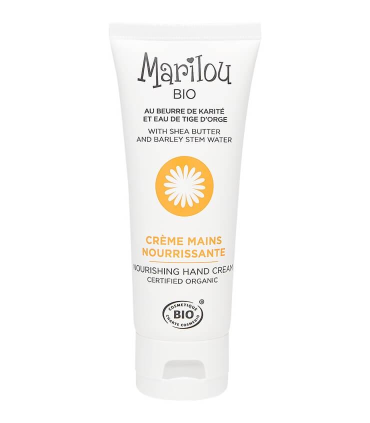 Crème pour les mains Nourrissante Marilou Bio