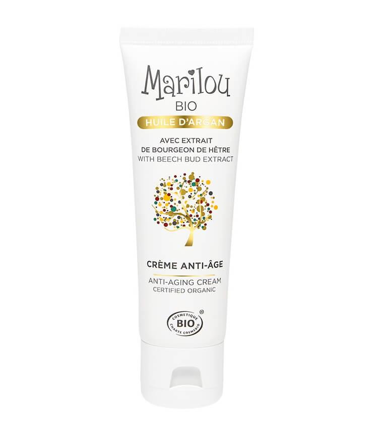 Crème Anti-âge à l'huile d'Argan - Marilou Bio