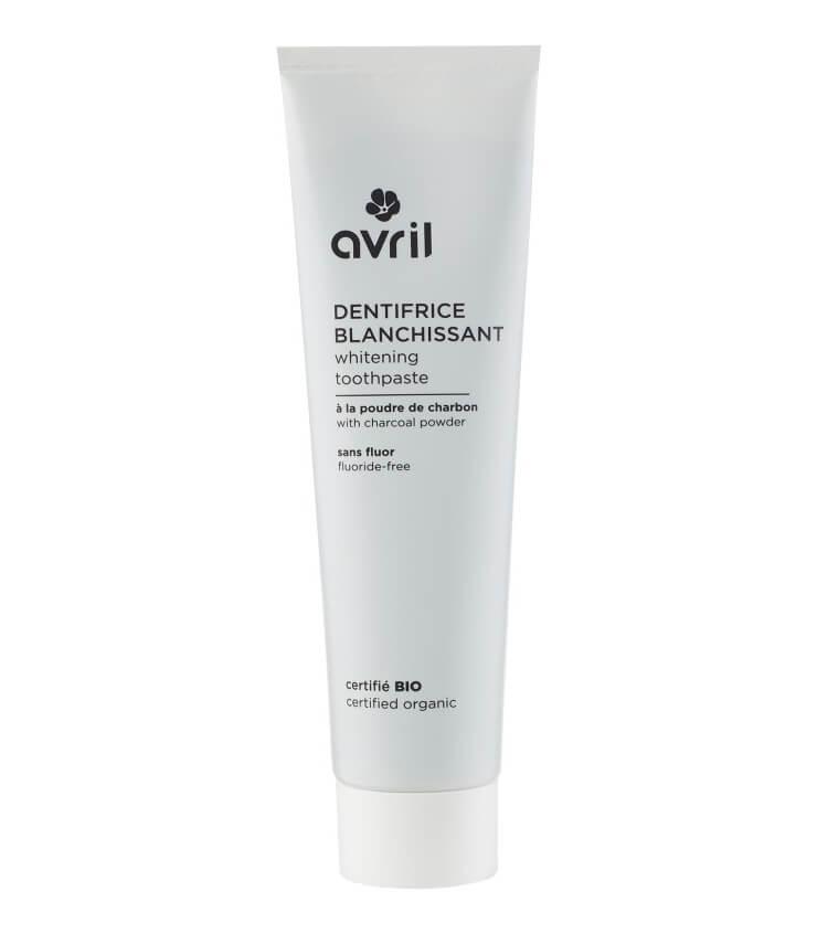 Dentifrice blanchissant Bio - Avril