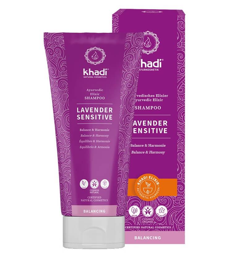 Shampoing Ayurvédique à l'Hibiscus Khadi