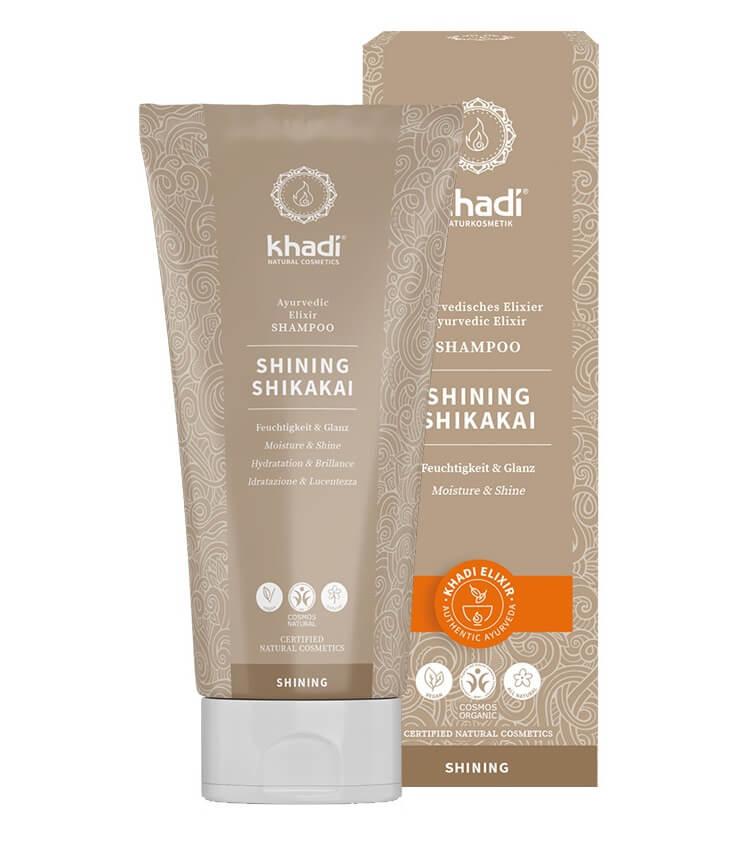 Shampoing Ayurvédique Shining Shikakai - Khadi