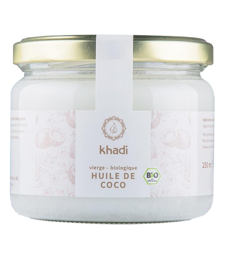 Huile de Coco Bio - Khadi