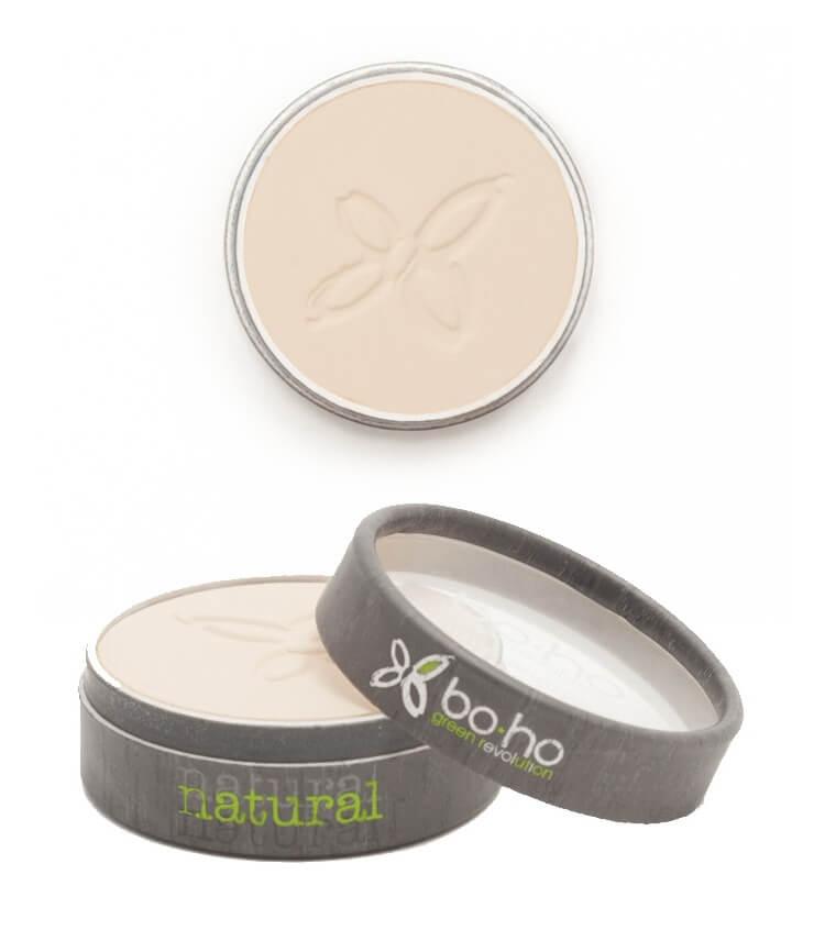 Poudre compacte bio 01 Beige diaphane - Boho Green
