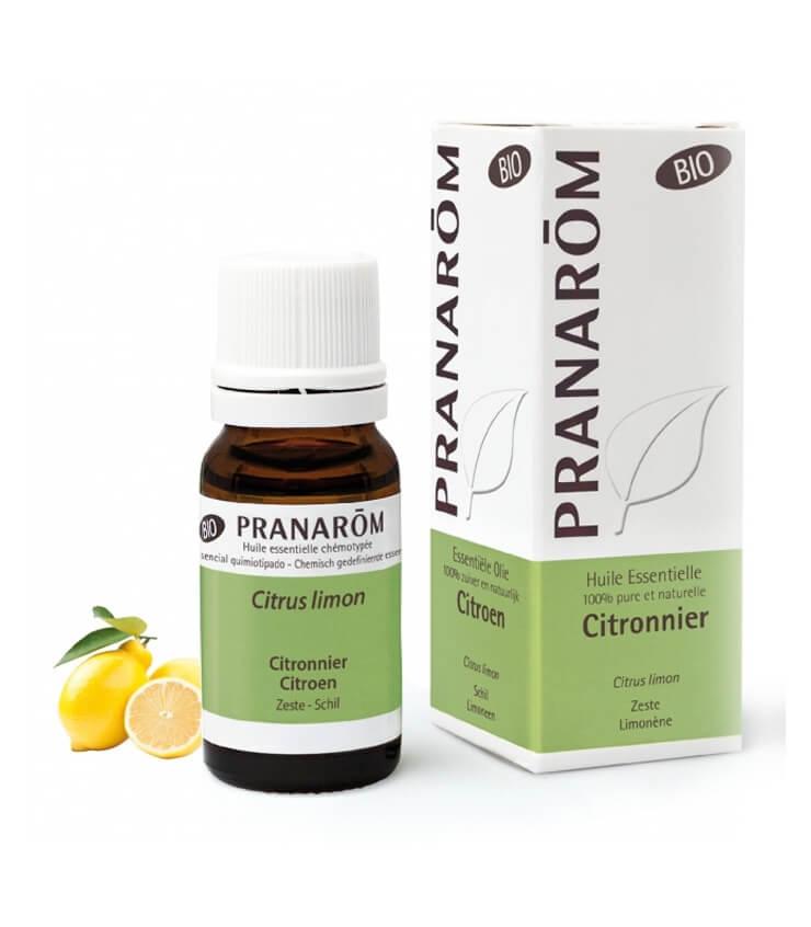 Huile Essentielle de Citronnier Bio - Pranarôm