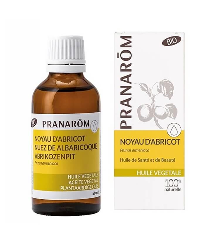 Huile Végétale Noyau d'Abricot Bio - Pranarôm