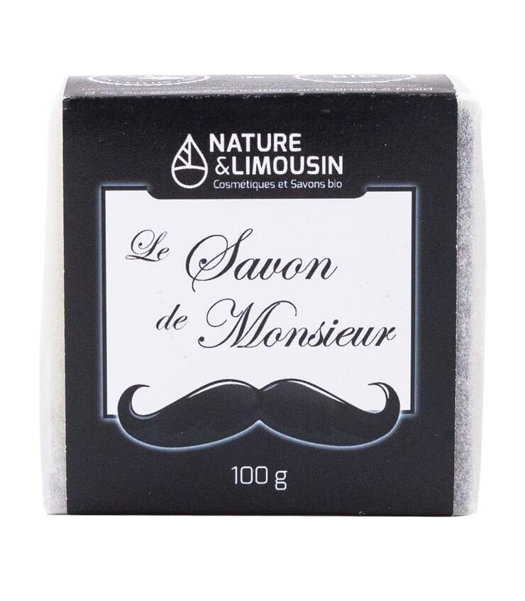 Savon surgras de Monsieur Homme - Nature et Limousin
