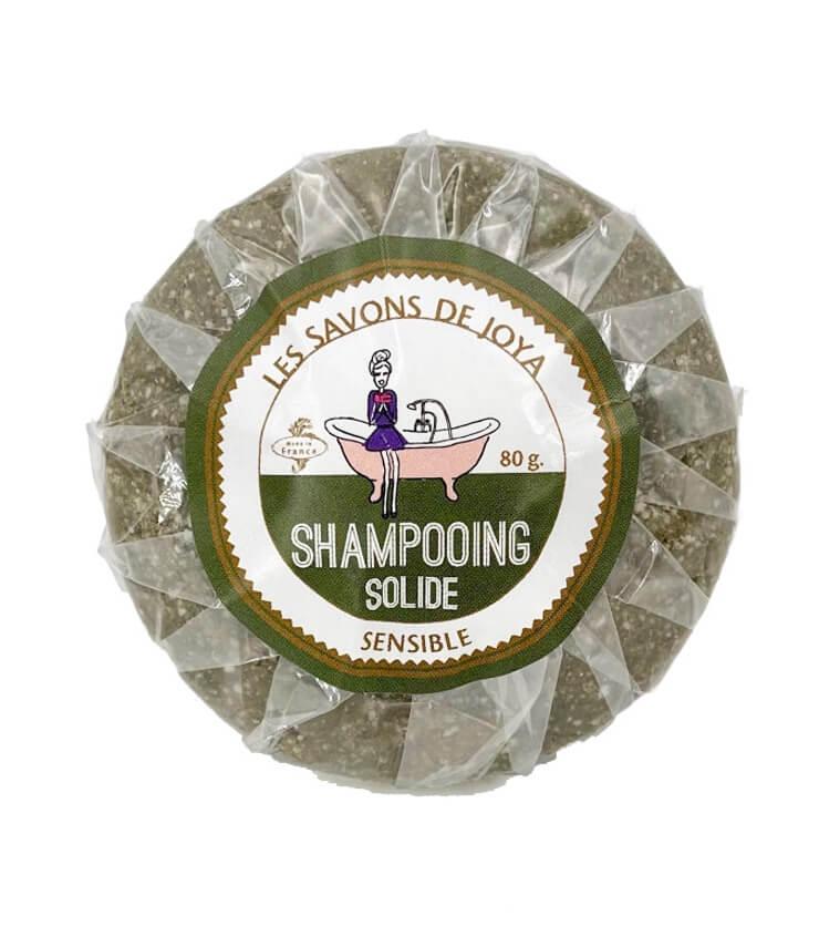 Shampoing solide Le Sensible - Lessavonsdejoya