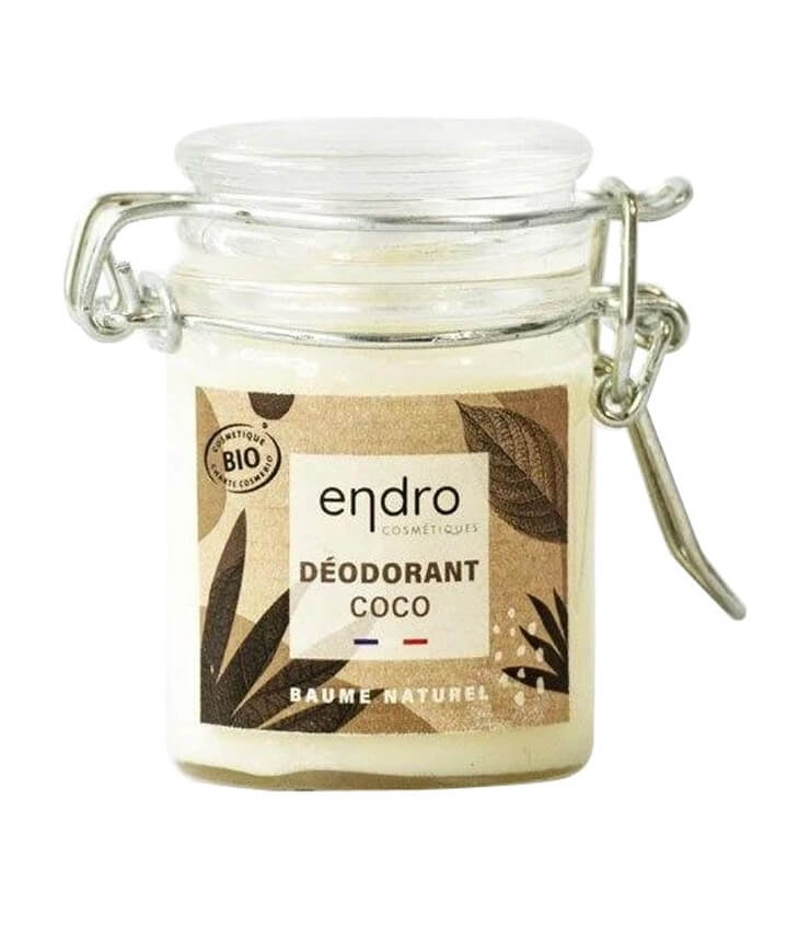 Déodorant Crème Noix de coco - Endro