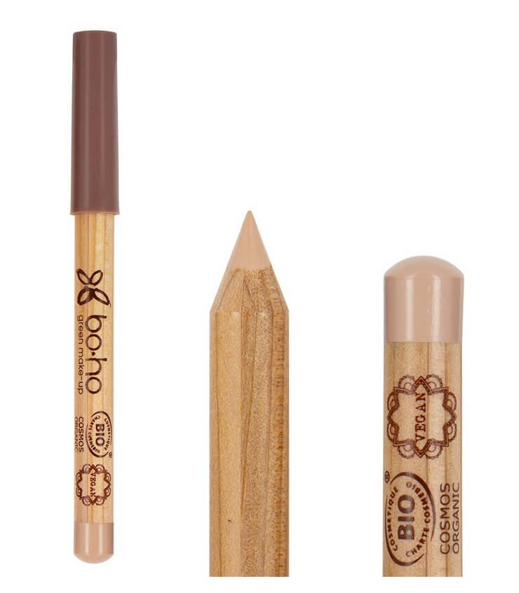 Crayon pour les Yeux beige Bio - Boho Green