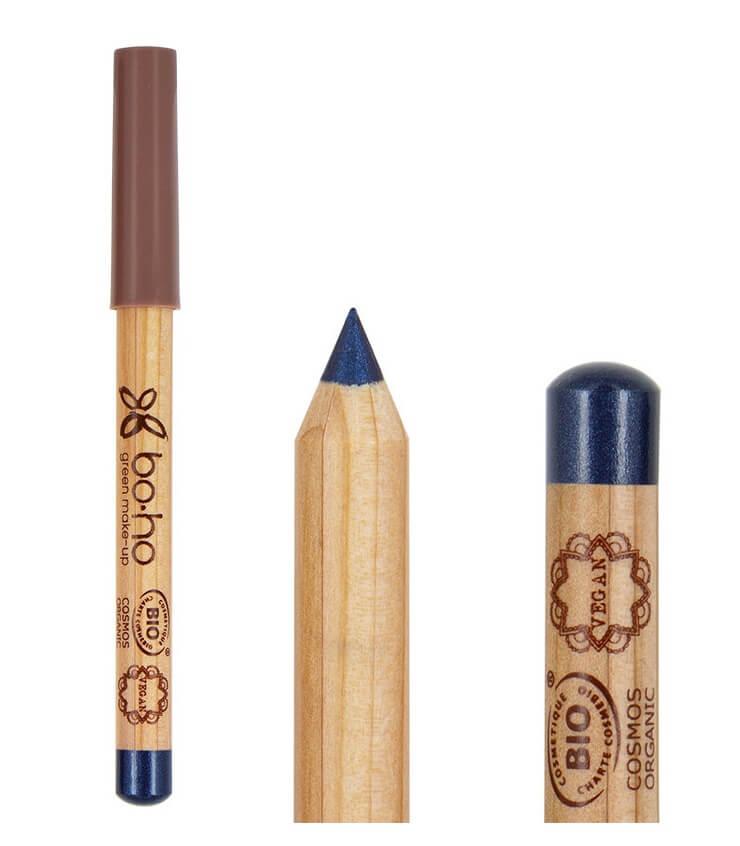 Crayon pour les Yeux bleu Bio - Boho Green