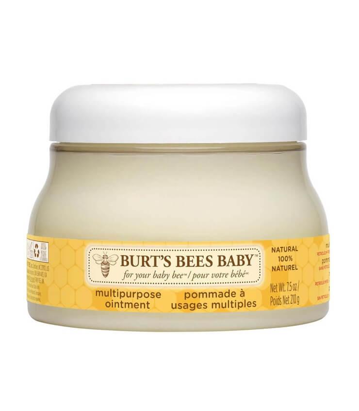 Pommade Bébé multi-usages naturelle - Burt's Bees