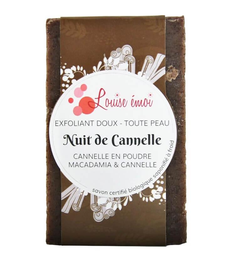 """Savon à Froid Bio """"Nuit de Cannelle"""" Louise Emoi"""