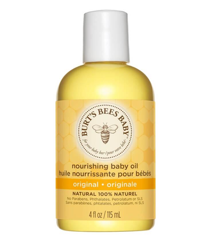 Huile Nourrissante pour bébé - Burt's Bees