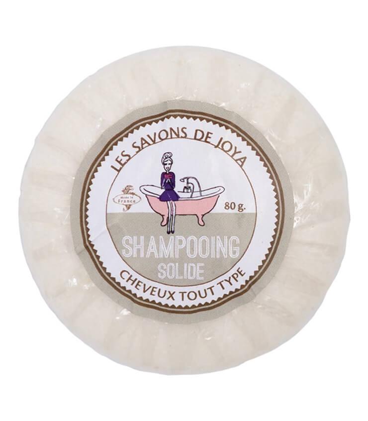 Shampoing solide Tout type de cheveux Savons de Joya