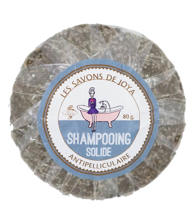 Shampoing solide Antipelliculaire - Savons de Joya