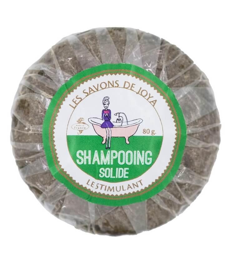 Shampoing solide Stimulant - Savons de Joya