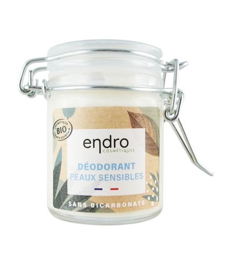 Déodorant Crème Peaux sensibles - Endro Cosmétique
