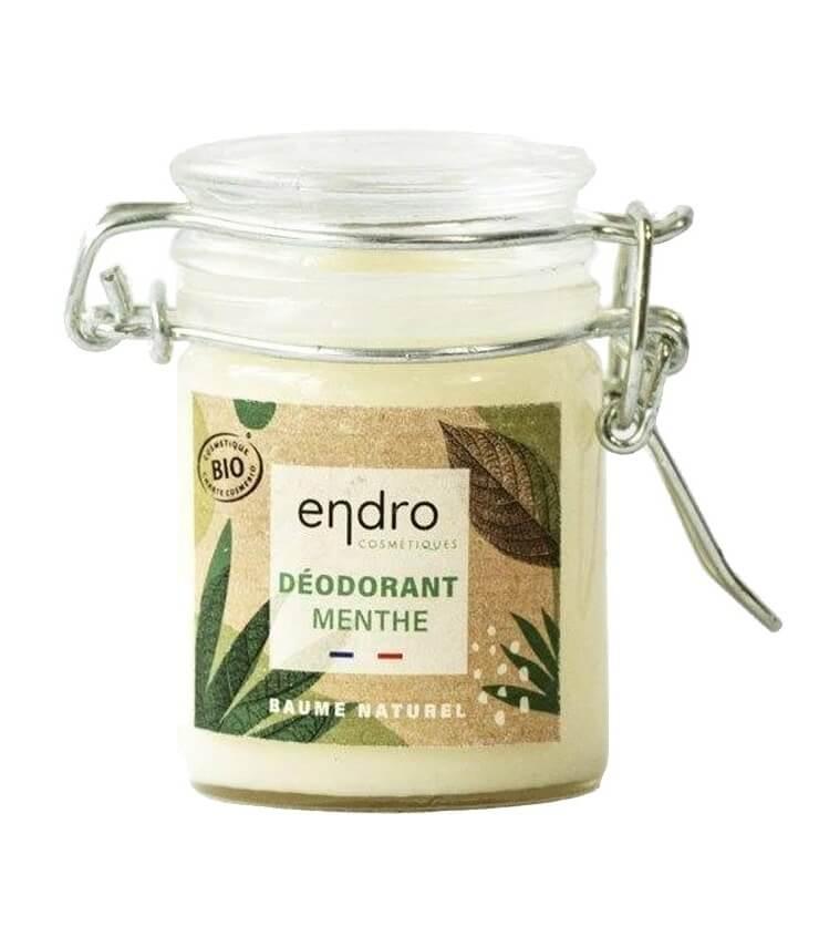 Déodorant Crème Menthe poivrée Cèdre - Endro