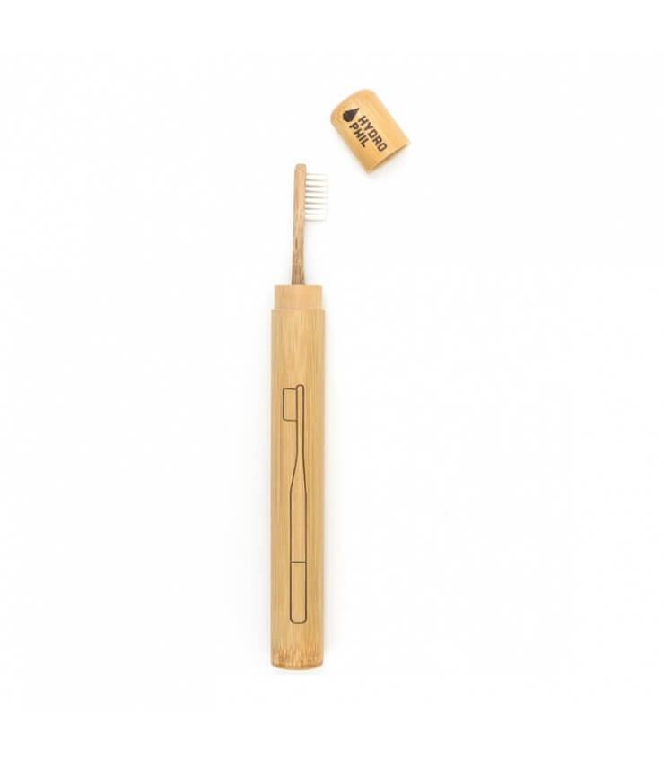 Étui brosses à dents en Bambou Hydrophil