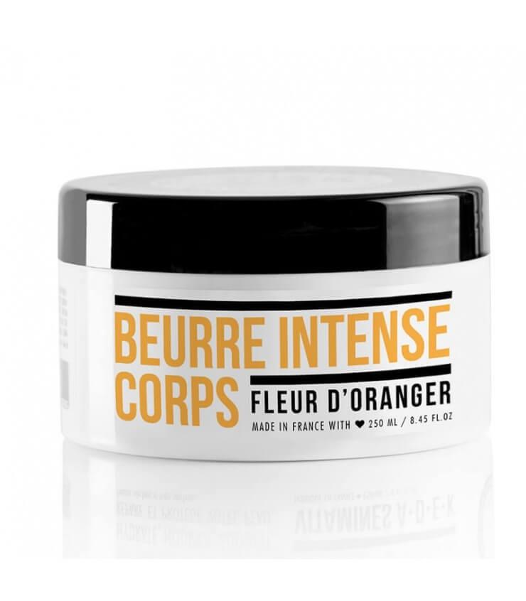 Beurre Intense Corps Huile d'Olive fleur d'Oranger Théophile Berthon
