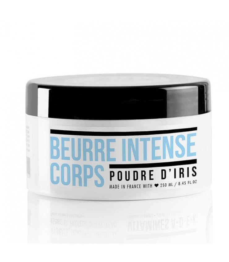Beurre Intense Corps Huile d'Olive Poudre d'Iris Théophile Berthon
