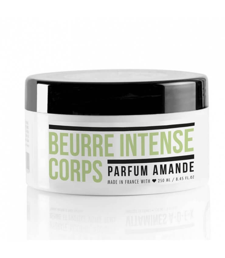 Beurre Intense Corps Huile d'Olive Amande Theophile Berthon