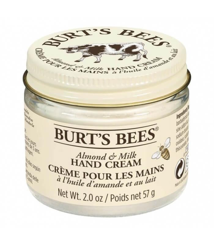 Almond Milk Beeswax Hand Cream Crème pour les Mains à la Cire d'Abeille & Lait d'Amande Burt's Bees