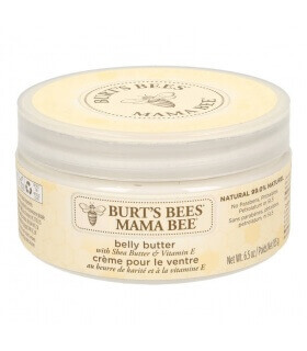 Burt's Bees Bees Mama Bee Belly Butter Crème pour le Ventre, Mama Bee