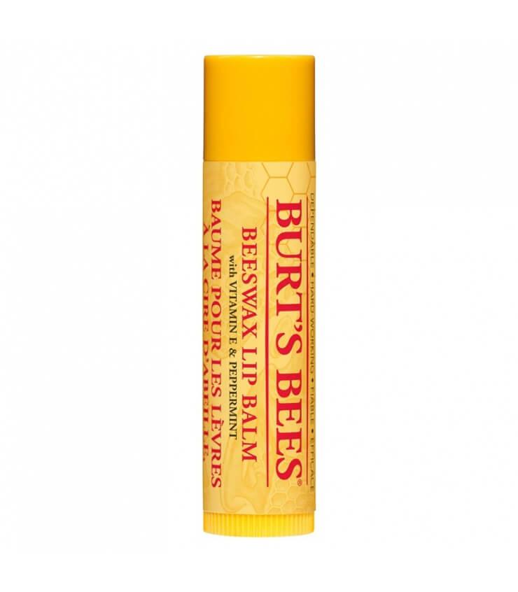 Baume à lèvres Cire d'abeille en stick Burt's Bees