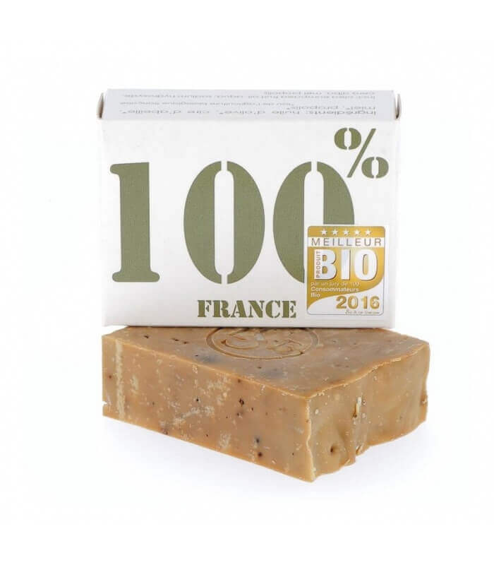 Savon naturel à froid 100% France - La savonnerie Bourbonnaise
