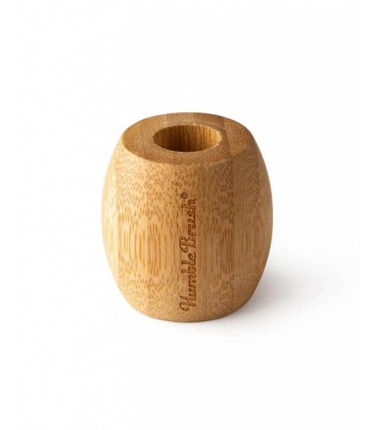 Porte brosse à dents naturel et écologique en bois The Humble Brush Compagny