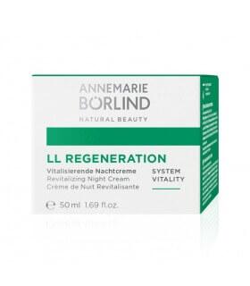 Crème de nuit LL Regénération Annemarie Borlind