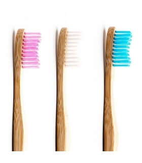 Brosse à dents Souple en bambou The Humble Compagny