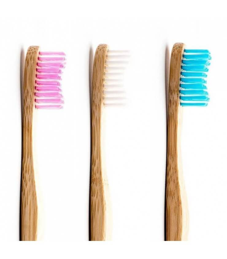 Brosse à dents Souple en bambou The Humble Compagny