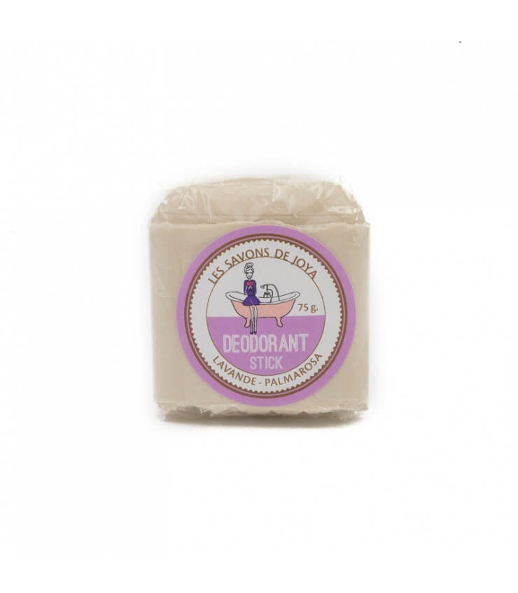 Recharge stick déodorant - Lavande Palmarosa Savons de Joya