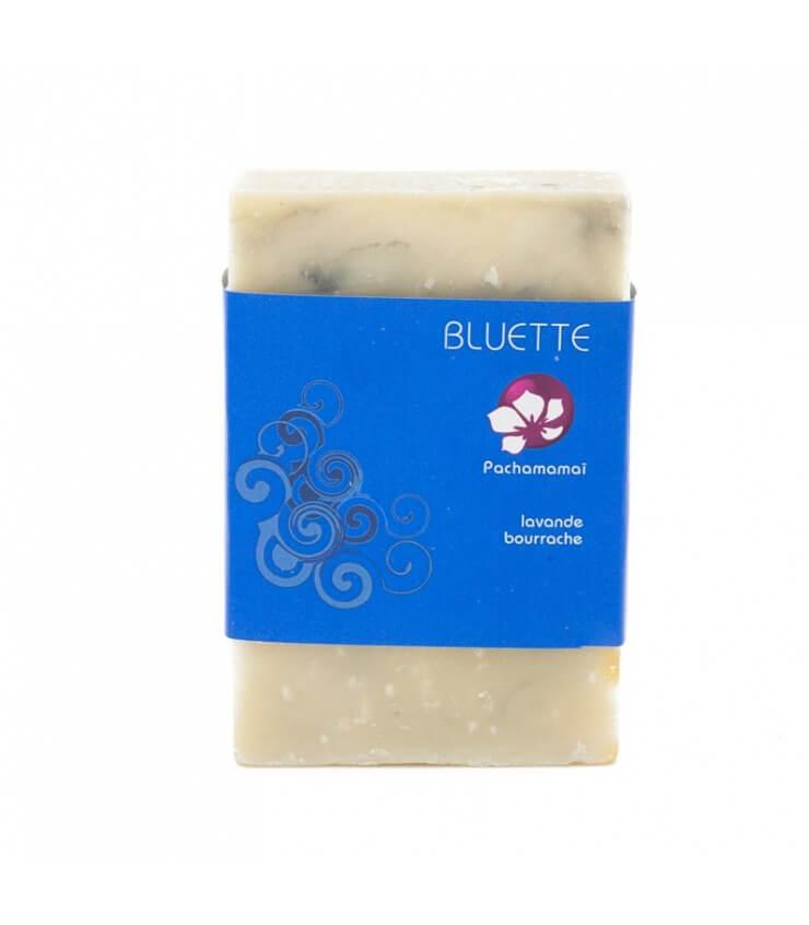 Savon surgras 8% vegan - Bluette Pachamamai