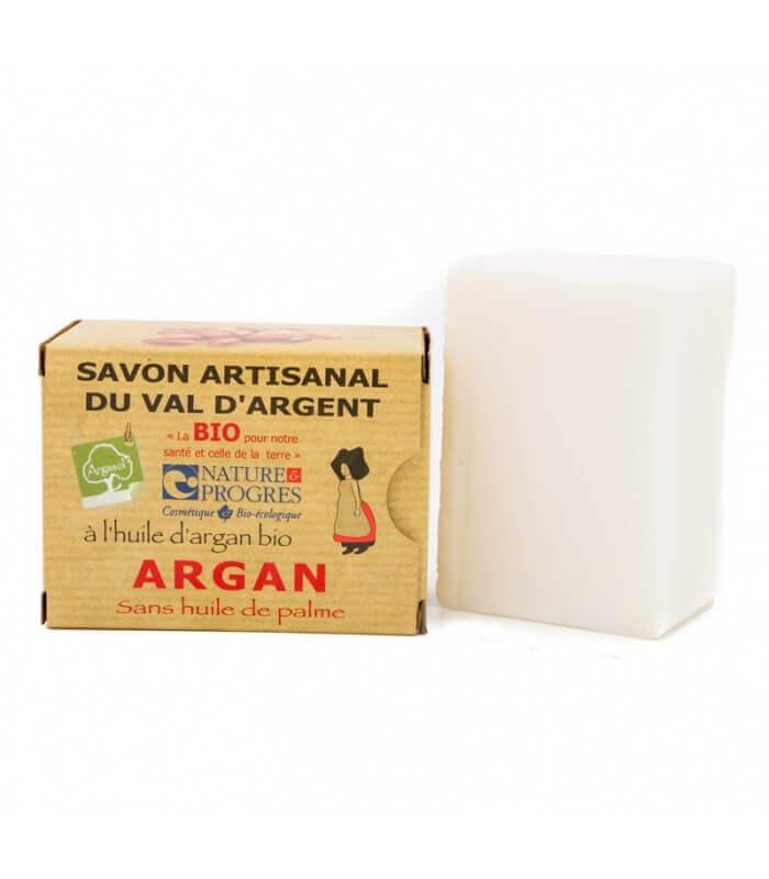 Savon Bio à l'Argan Argasol