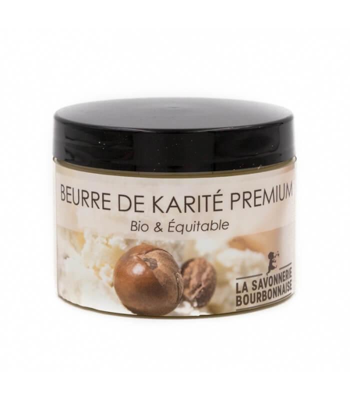 Beurre de Karité Brut Premium Savonnerie Bourbonnaise