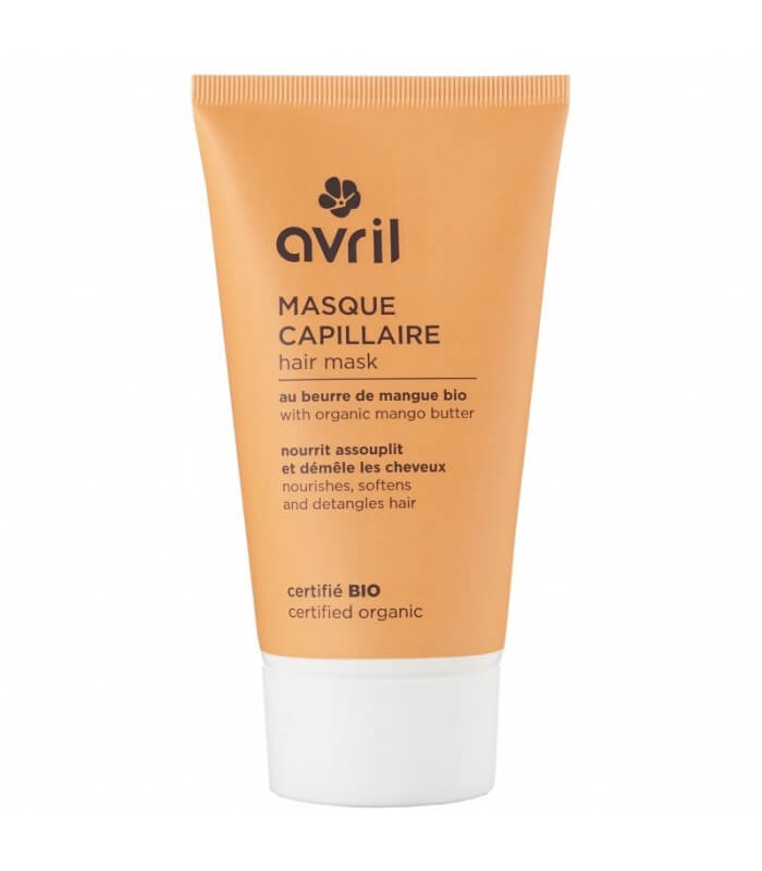 Masque capilaire à la Mangue Bio Avril Cosmétique