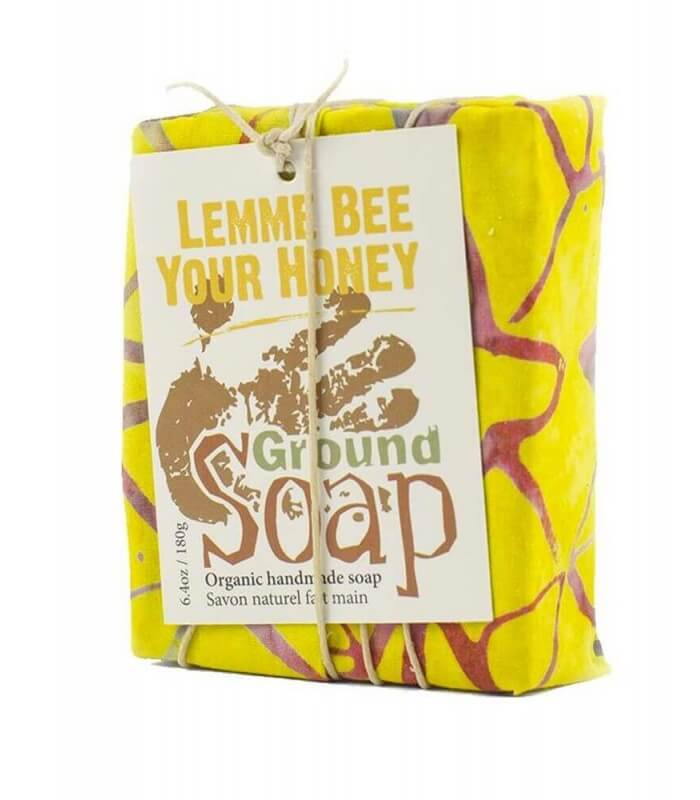 Savon Lemme Bee Your Honey - Ground Soap
