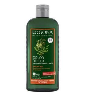 Shampooing color reflex au Henné - Logona