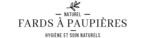 Fards à Paupières - Maquillage naturel, Bio et Vegan