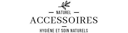 Accessoires naturels et écologiques d'hygiène