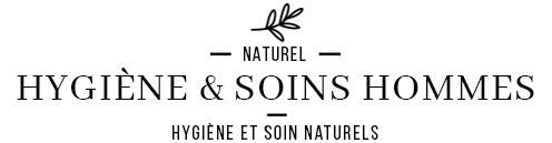 Cosmétiques naturels & Bio pour homme