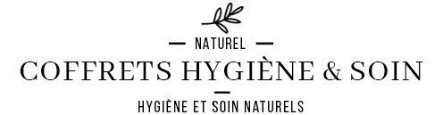 Coffrets cadeaux de produits d'hygiène et de soins naturels et Bio