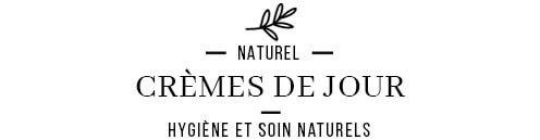 Crème de jour - Cosmétiques naturels et certifiés Bio
