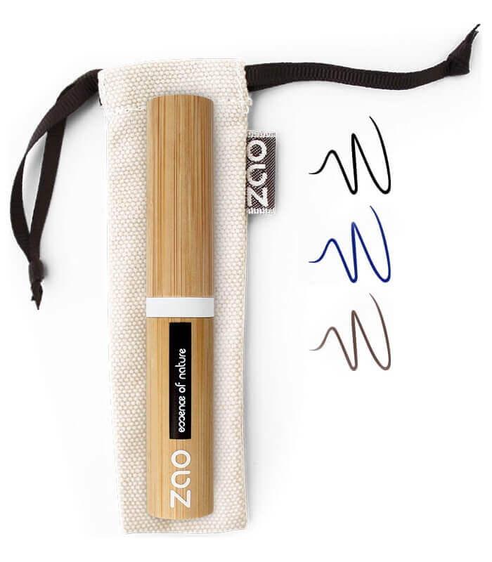 Eyeliner Pinceau Bio Vegan - Zao