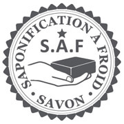 Label officiel savon saponifié à froid