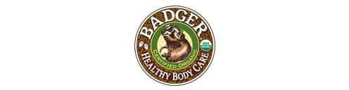 Gamme de produits  Badger Balm
